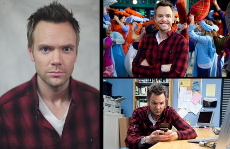 Joel McHale as Jeff Winger